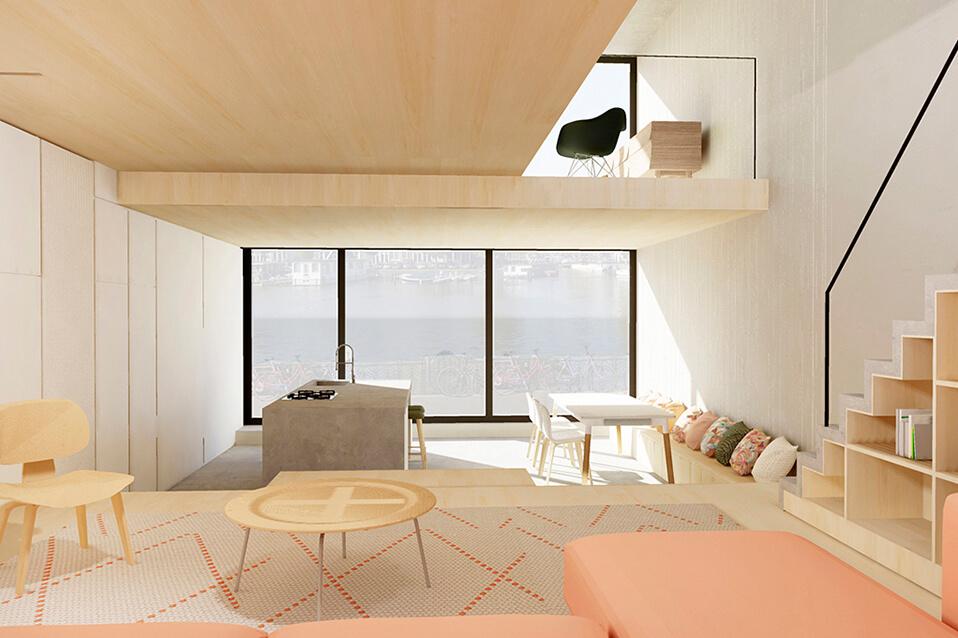 Libertad en el diseño de Superlofts